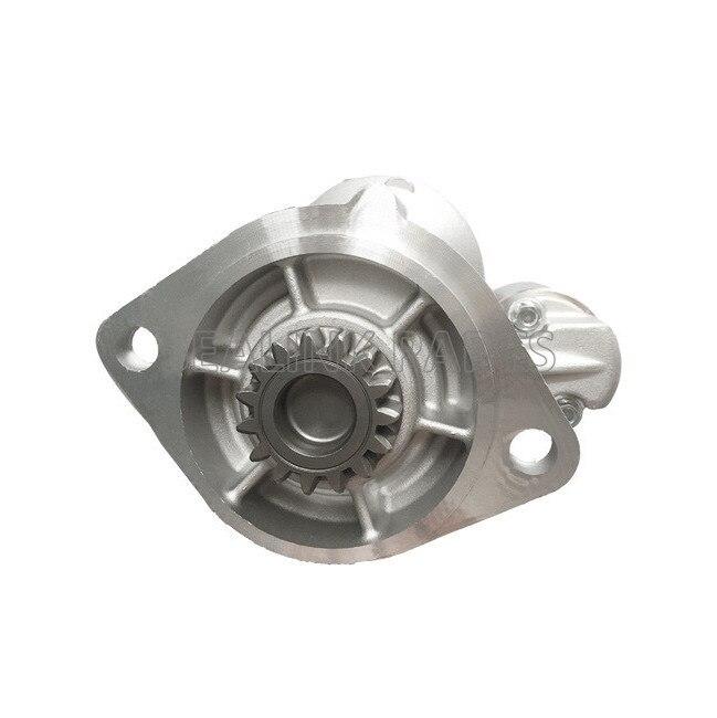 Starter motor fit YANMAR 4TN78 4TN82 MOTOR PC55/SK55 4D88 121256-77010 S13-94A S13-294 S13-294 129130-77010 129400-77011
