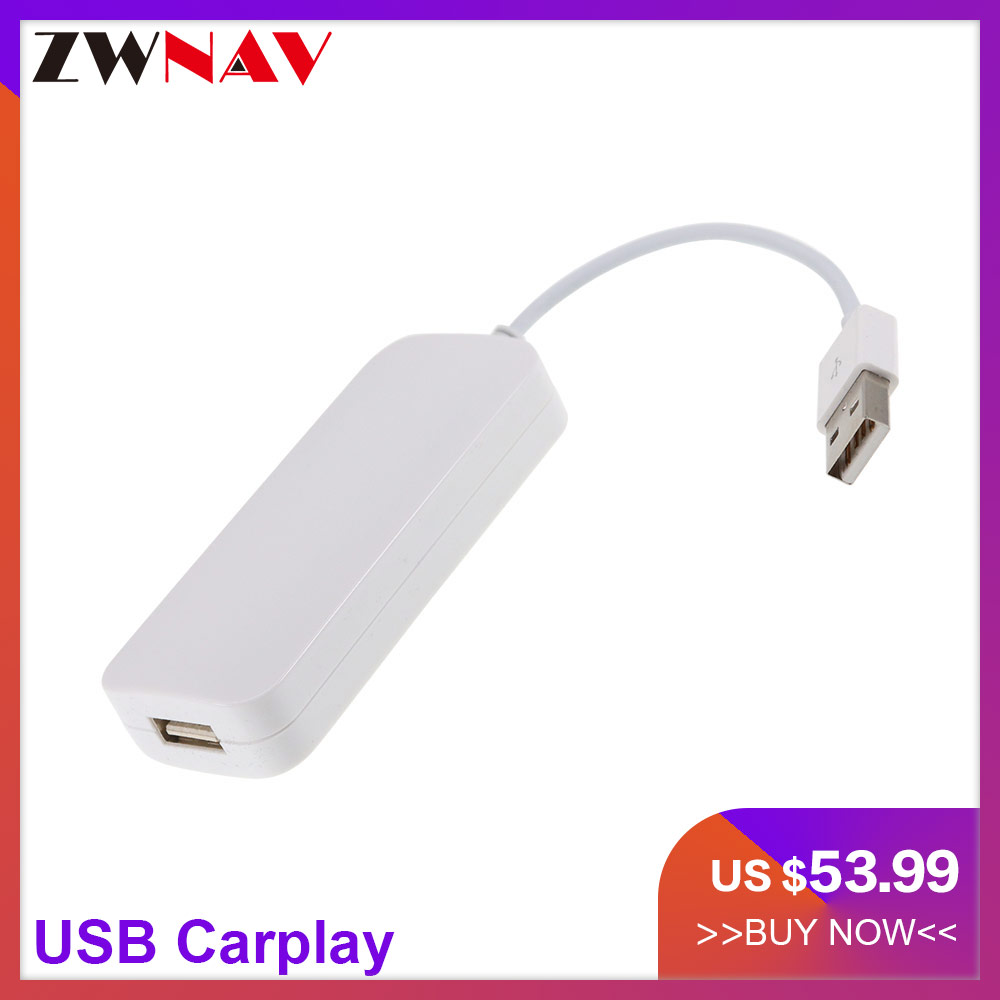 Smart-Link Carplay-Stick Apple Android Auto Navigation-Player for IOS Dongle with USB