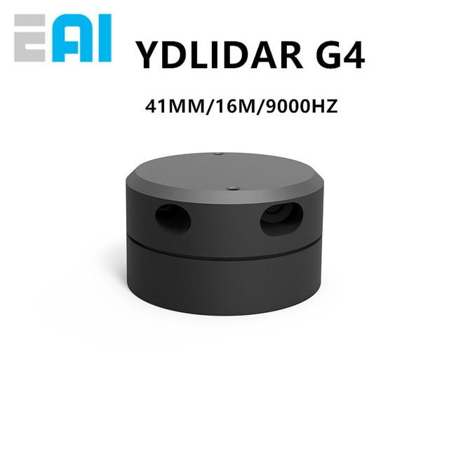 G4 Lidar Laser lidar czujnik odległości dalmierz moduł pozycjonowanie nawigacja ścieżka planowanie unikanie przeszkód 16M EAI YDLIDAR