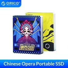 Внешний жесткий диск orico 1 ТБ ssd 120 ГБ 240 480 китайский