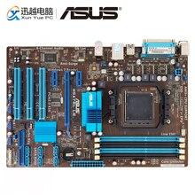 Asus m5a78l le placa mãe amd am3/am3 + 760g fx phenom ii/athlon ii ddr3 32g sata2 atx usado mainboard