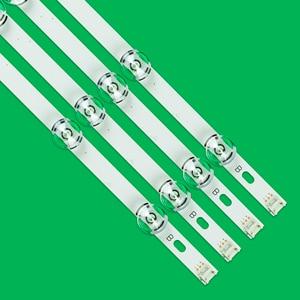 Image 3 - NEW 8 PCS/set LED backlight strip bar for LG LC420DUE 42LB3910 INNOTEK DRT 3.0 42 inch A B 6916L 1709A 6916L 1710A 1956A 42LB