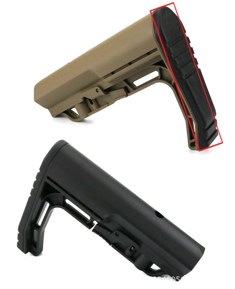Outdoor Sports Cs Game Tactical Nylon For MFT Butt Modle Gel Ball AEG Airsoft Air Guns M4 AK J8 J9 Paintball Accessories