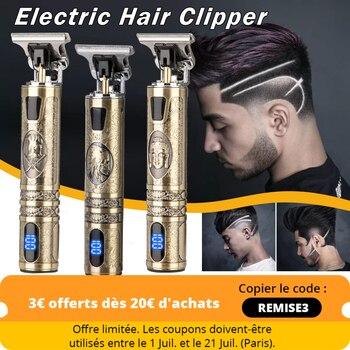 2021 Electric Hair Clipper Hair