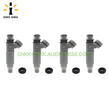 CHKK-CHKK NEW Car Accessory 23250-15040 23209-15040 fuel injector for TOYOTA Corolla 1.6L 4A-FE 1997~1999
