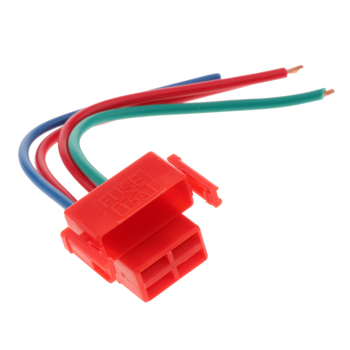 1 Pcs Motorcycle 4-Way Starter Solenoid Relay Cable Plug for Honda CBR 600/900/929/954/1000/1100XX Motorbike Accessories image
