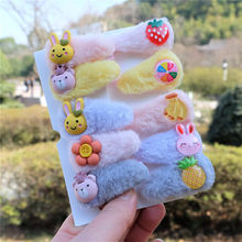 Аксессуары для волос маленьких девочек набор зажимов Детские