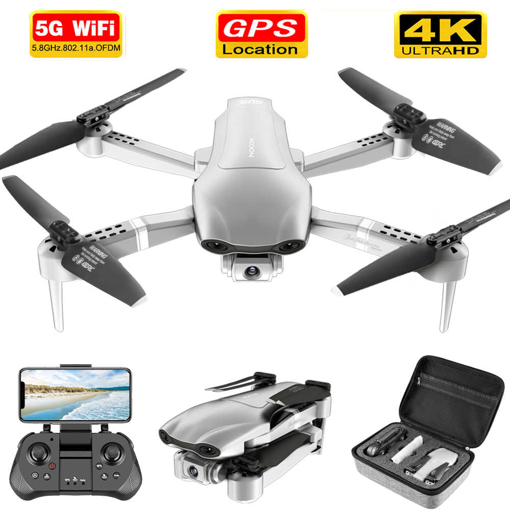 F3 Drone Gps 4K 5G Wifi Live Video Fpv Quadrotor Vlucht 25 Minuten Rc Afstand 500M Drone profesional Hd Wide-Een Dual Camera