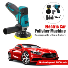 Car-Polishing-Cleaner Electric-Car-Polisher-Machine Lithium-Battery Cordless Rechargeable