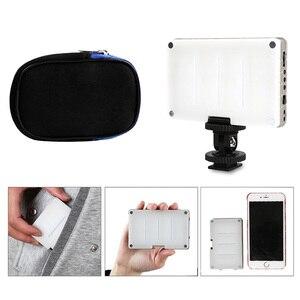 Image 4 - Âm Trần LED/Sạc USB Mini Di Động Chụp Ảnh Ngoài Trời Chiếu Sáng Lấp Đầy Ánh Sáng Cho Camera Chụp Ảnh Phòng Thu Ánh Sáng