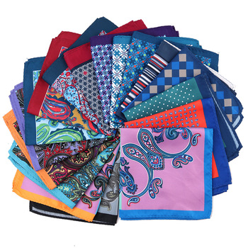30*30cm Print Polyester Paisley Pocket Square Handkerchief Towel Paisley Floral Patchwork Hanky Wedding Party Pocket Square свитшот print bar square
