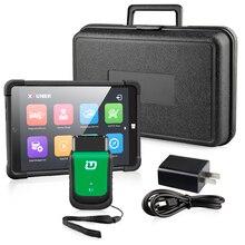 XTUNER E3 Easydiag, outil de Diagnostic automatique pour voiture, outil de remplacement automatique, tablette 8 pouces, câble OBD2, Wifi, câble OBD2