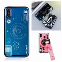 Telefon Fall Für Xiaomi 6 5X A1 A2 MIX2 MAX3 pro MX2S Hinweis 2 3 8 SE pocoF1 SPIELEN 9 9SE CC9 E A3 lite Blu-ray kamera telefon abdeckung