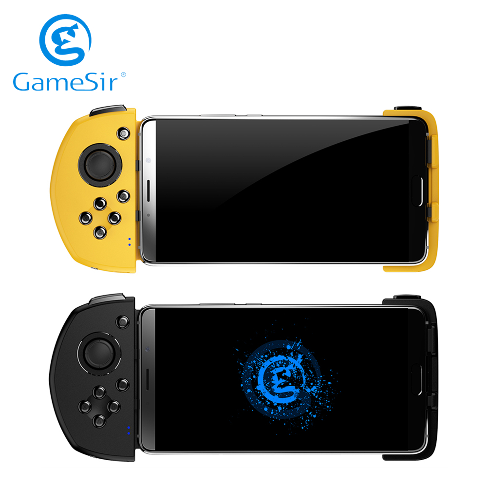 GameSir G6   G6s Mobile Gaming Touchroller Bluetooth Wireless Controller for Android Phone PUBG Mobile Call of Duty