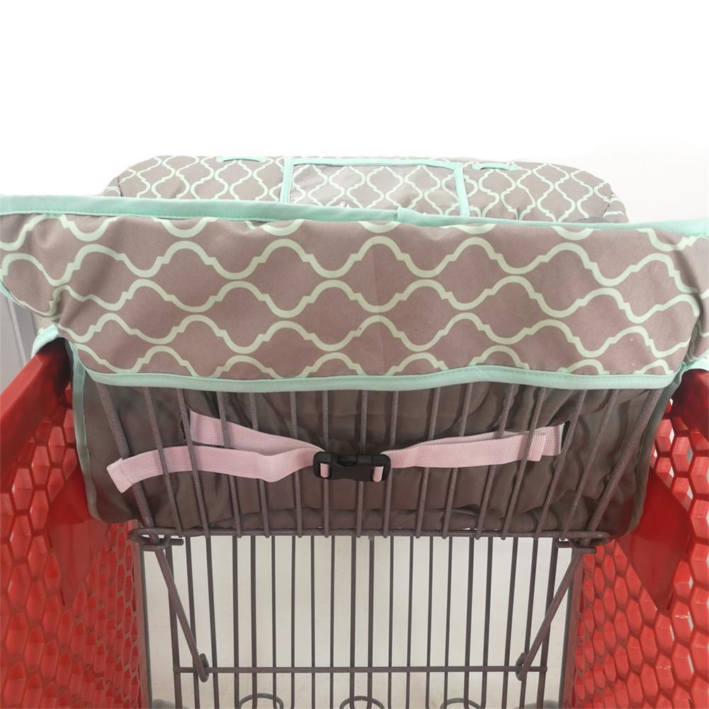 Многофункциональная детская продуктовая тележка, детская тележка, защитная крышка, защитные сиденья для детей