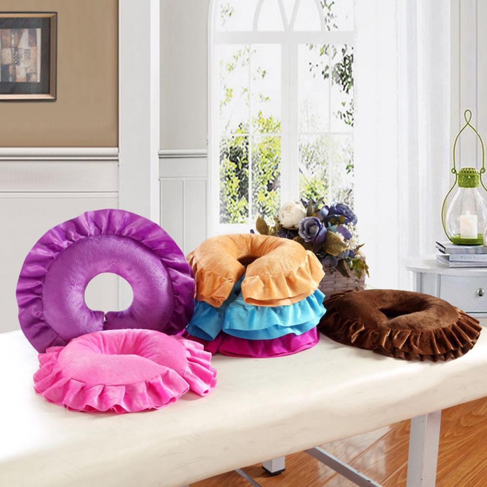 Neck Pillow Headrest Soft Headrest Car Flight Travel Pillow Inflatable Pillows Air Soft Cushion Car Neck Pillow