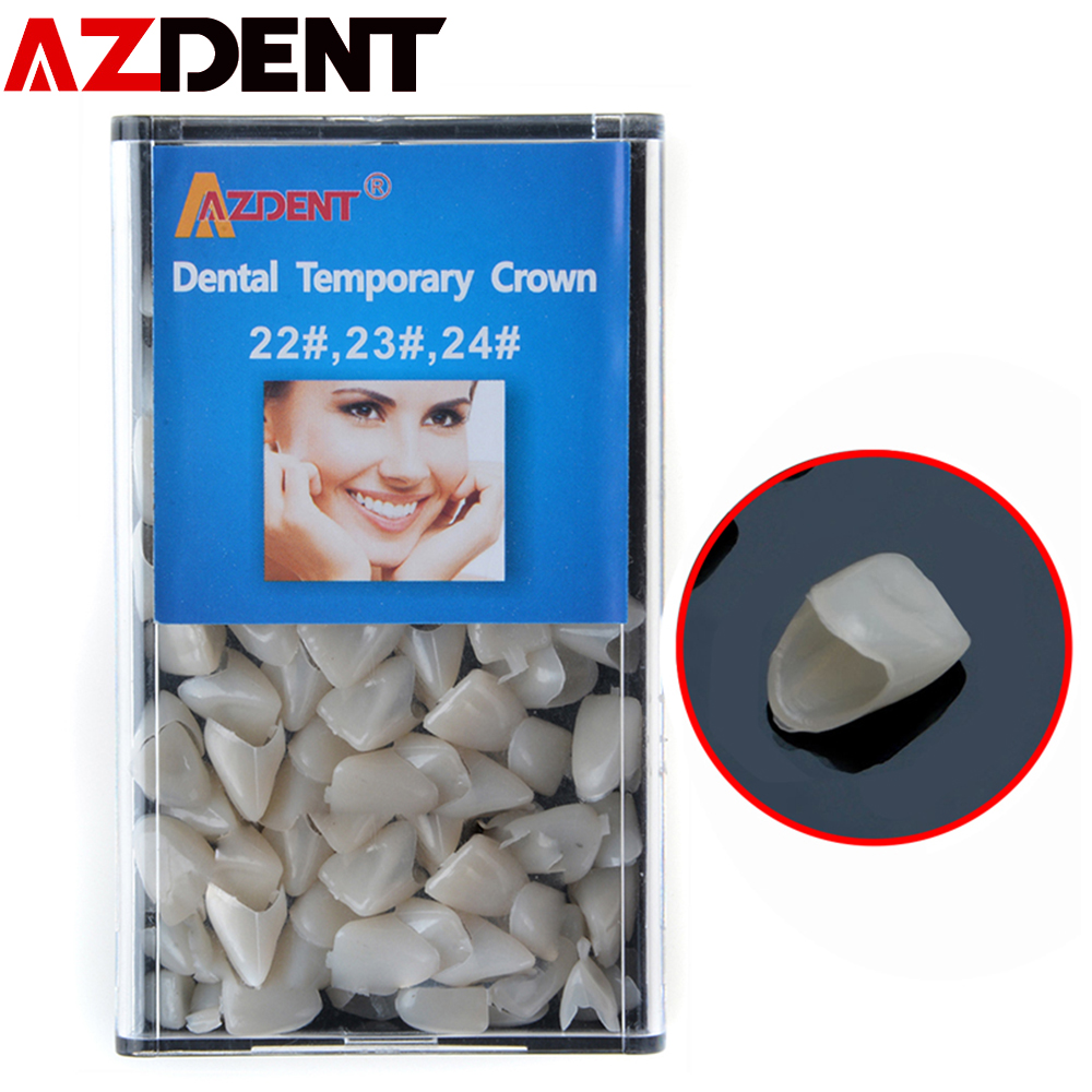 AZDENT 72PCS / Bag Dental Teeth Teaching Model Dedicated Teeth Dental Material Useful Teeth Care Tool Three Sizes Dentist Tools