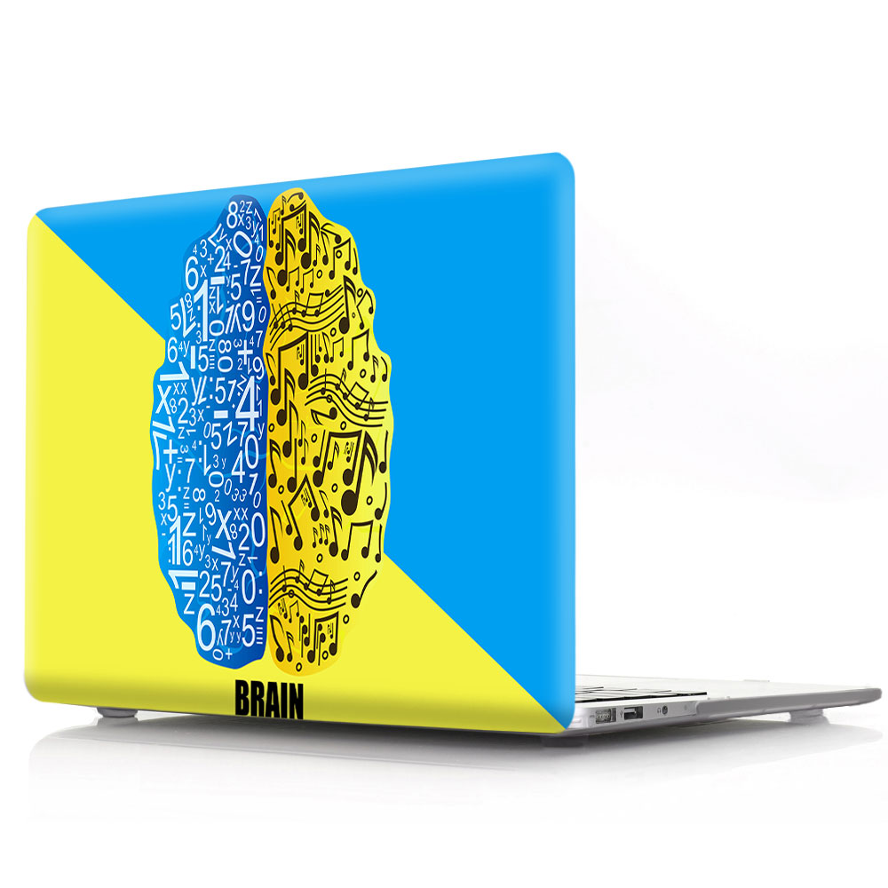 Brain Painting Case for MacBook 144