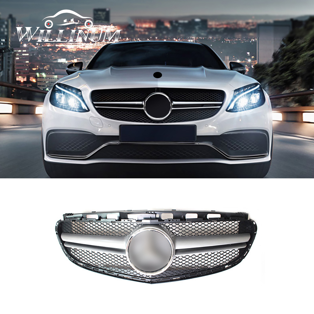 Car front sport <font><b>grill</b></font> kidney grilles for <font><b>Mercedes</b></font> Benz <font><b>W212</b></font> auto gloss black sports style grille front bumper grilles cover trim image