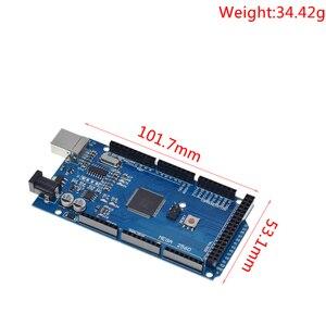Image 5 - ShengYang Mega 2560 R3 Mega2560 REV3 + 1 adet rampaları 1.4 denetleyici için 3D yazıcı arduino kiti Reprap mendel prusa