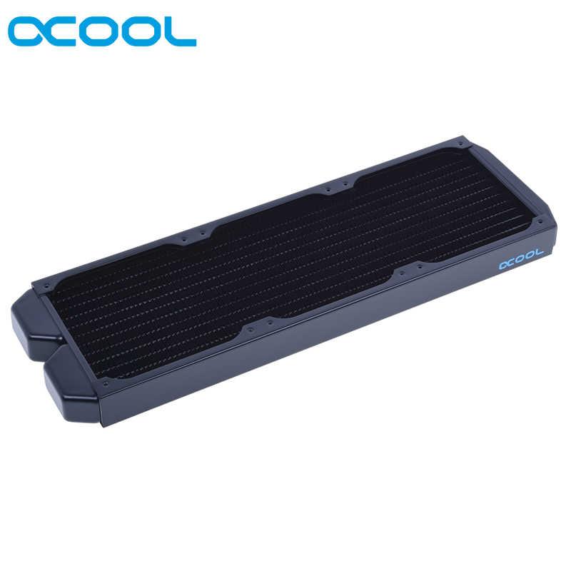Alphacool NexXxoS 360 millimetri Radiatore di Rame ST30 3*120 millimetri 360 millimetri 30 millimetri di Spessore di Acqua Radiatore Di Raffreddamento Del Computer cooler Master