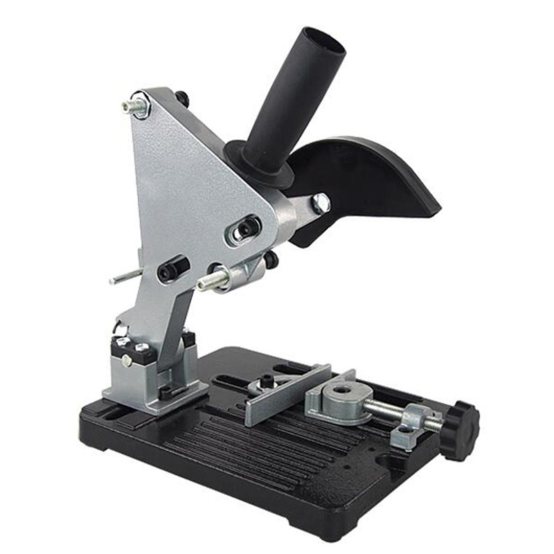 Multifunctional Angle Grinder Stand Holder Woodworking Tool Cutting Stand Grinder Support Dremel Power Tools Accessories Useful