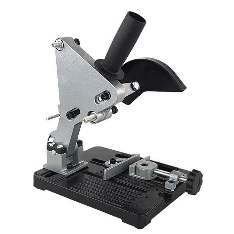Wielofunkcyjny szlifierka kątowa stojak uchwyt narzędzie do drewna stojak do cięcia szlifierka wsparcie Dremel akcesoria do elektronarzędzi przydatne