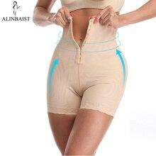 Hohe Taille Steuer Höschen für Bauch Former Kolben heber Abnehmen Unterwäsche Hüfte Enhancer Shapewear Sexy Dessous Hintern Enhancer