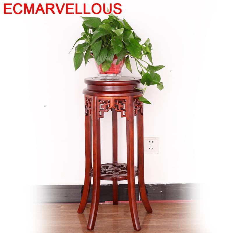 Estante Para Flores Etagere Plante Table Varanda Garden Shelves For Rack Dekoration Outdoor Flower Stojak Na Kwiaty Plant Stand