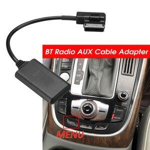 Bluetooth-модуль AMI MMI, Aux-кабель, беспроводной аудиовход, радио, медиа-интерфейс для Audi Q5, A5, A7, R7, S5, Q7, A6L, A8L, A4L