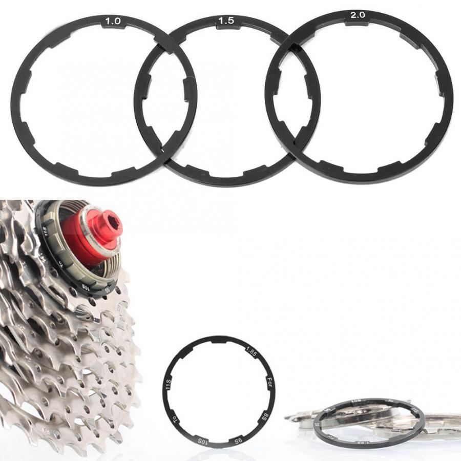 Axle Washer Gasket Flywheel Hub Spacers Bicycle Parts Bottom Bracket Washers