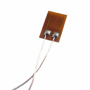 Free shipping     BF350 3AA high precision resistance strain gauge / strain gauge with pressure sensor / lead wire