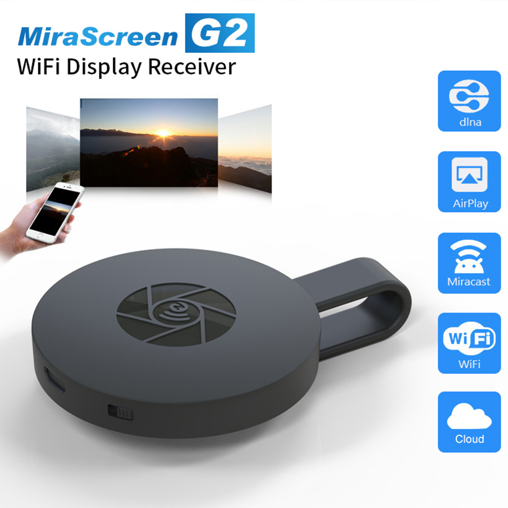 Chrome TV Stick 1080P 4K Drahtlose WiFi Display TV Dongle Empfänger Bildschirm Mirroring HDMI TV-Stick DLNA Miracast android IOS