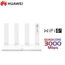 Huawei WIFI AX3 128MB+128MB WiFi 6+ 3000Mbps Dual-core 5G 2.4GHz Wireless Router 1.2G CPU