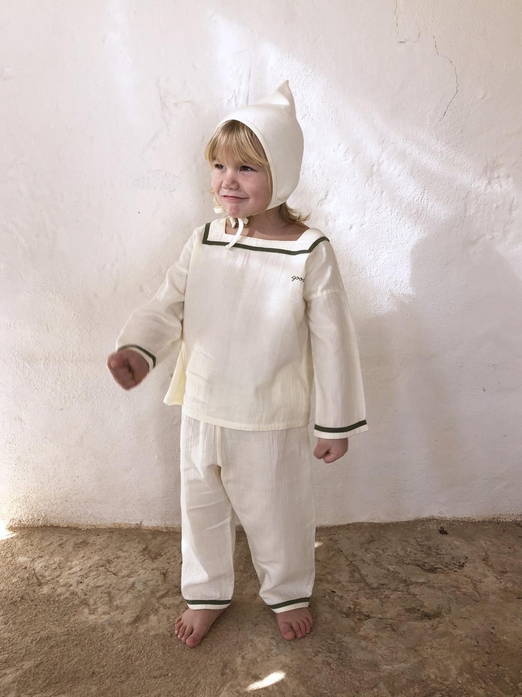 Kids T-shirt Liilu Brand Tops Baby Girls Shirts Long Sleeve Children Linen Boys Clothes Girl Tees 2020 New Autumn Thanksgiving 6