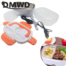 Meal-Warmer Heater Rice-Cooker Lunch-Box Food-Steamer Electric Home Stainless-Steel Car