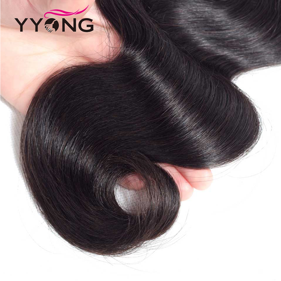 Winter New Large 8x8 Front Closure With Bundle  Body Wave 3  Bundles With Closure  Hair Weft With Closure 5