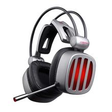 Gaming Headset 7.1 Surround Sound Stereo Headphones with Microphone LED Light for Computer Gamer USB Game Headset xiberia ko gaming headphones with microphone led light best stereo headset gamer for computer game fones de ouvido