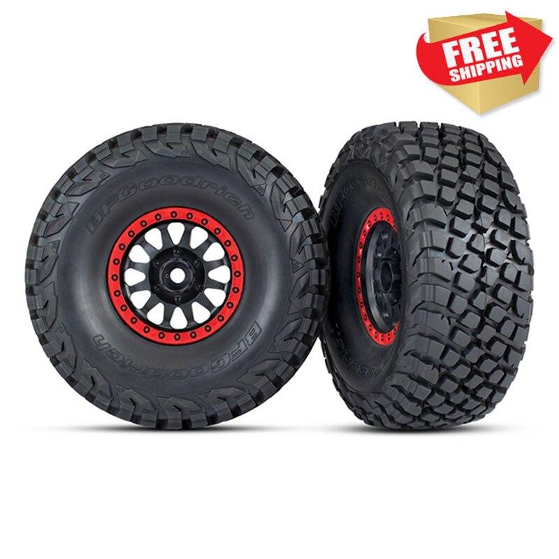 RC Parts UDR Traxxas 85076-4 tire tyre ONE PAIR original 8474 option parts