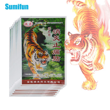8/24/40pcs Tiger Balm Pain Relief Patch Knee Neck Arthritis Joint Aches Herbal Sticker Self-heating Pain Killer Medical Plaster 10 20 30ml chinese herbal patches rheumatism joint oil neck back body relaxation pain killer body massage plaster tiger balm
