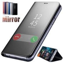 for ZTE V10 Vita Case Mirror flip Cover Leather Phone Case f