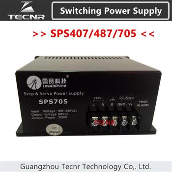 Leadshine SPS705 SPS487 SPS407 Power supply 40V 48V 68V 300W Unregulated Switching Power Supply with 180-250 VAC Input