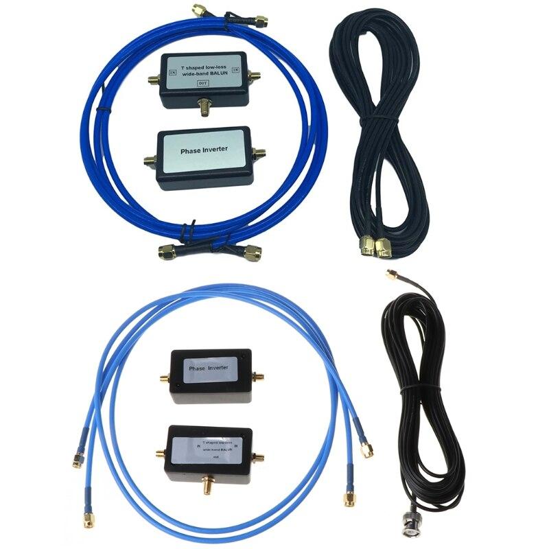 Магнитная антенна YouLoop, портативные пассивные антенны BALUN Loop для HF VHF 250 мВт