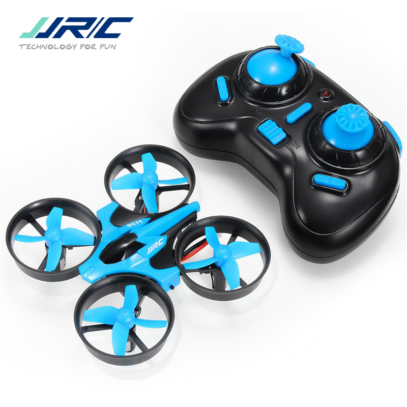 JJRC H36 H36F Mini Drone 2.4G 4CH 6-Axis Speed 3D Flip Headless Mode RC Drones Toy Gift Present RTF VS E010 H8 Mini(China)