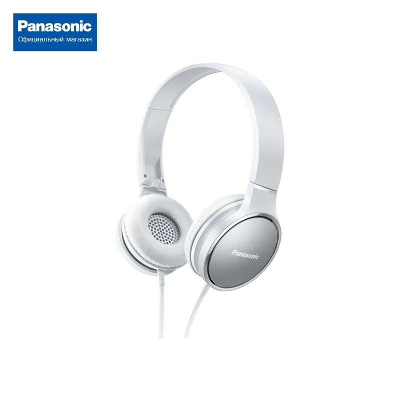 Overhead stereo headphone with mic for Panasonic RP-HF300GC-W стоимость