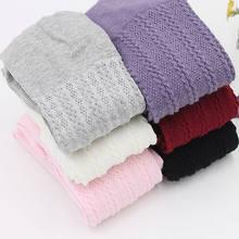 Pudcoco bonito collants para o bebê recém-nascido da menina da criança infantil crianças meninas collants algodão quente meias