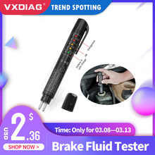 Diagnostic-Tools Brake-Fluid-Tester Car-Accessories Vehicle Leds Oil-Quality Universal