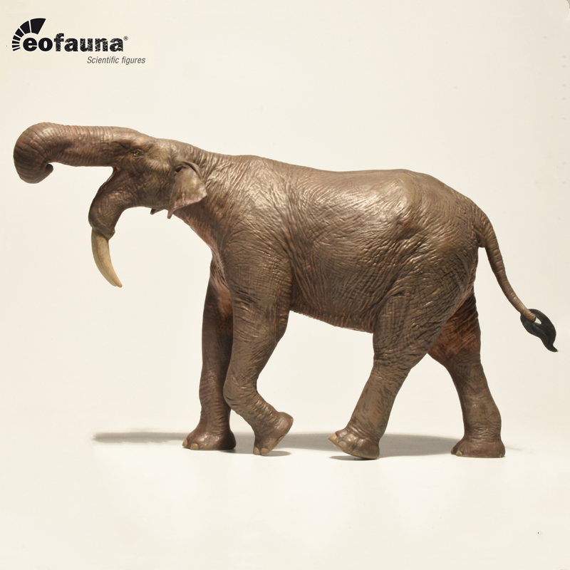 IN STOCK! Eofauna 1/35 Deinotherium Statue Prehistoric Animal Figure Collector Elephant Toy Xmas Gift Realistic PVC Model Toys