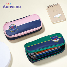 Sunveno New Arrival Large Capacity Pencil Case for Boys and Girls  Pencil Bag School Supplies Stationery  School Pencil Box