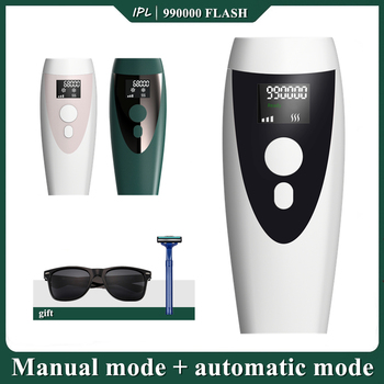 IPL Hair removal Epilator a Laser Permanent Hair Removal Machine Bikini Trimmer Electric depilador a laser women 990000 Flashes kinseibeauty ipl laser hair removal machine laser epilator hair removal permanent bikini trimmer electric depilador a laser